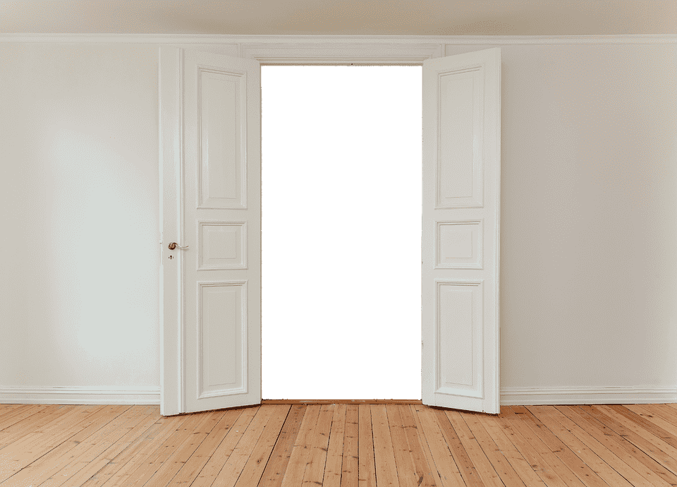 Nívó ajtó